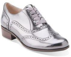 Flatforms + Metallic Shoes
