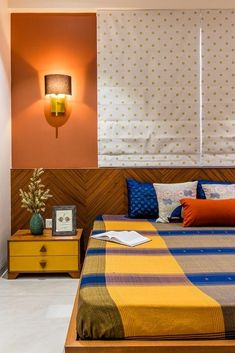 Swapneel Elysium - Best Architecture Photographer in Ahmedabad Indian Bedroom Design, Indian Bedroom Decor, Indian Home Design, Indian Home Interior, Ethnic Home Decor, Bedroom Furniture Design, Indian Home Decor, Home Room Design, Master Bedroom Design