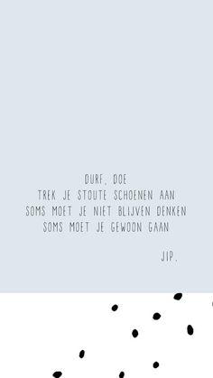 Gewoon JIP. | Iphone | Screensaver | Background | Achtergrond | © Durf, doe