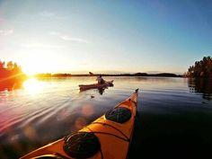 Active Finland: Traveller's Guide - Europe - Travel - The Independent. Make a splash: kayaking near Helsinki, Finland