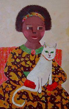 'Ollie and Jazz' by Catriona Millar.