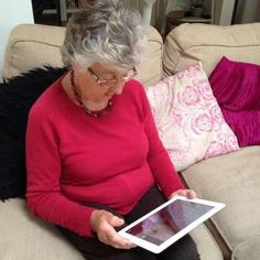 Leraning technology can be overwhelming for some of the elderly. by Jane Wakefield 25/05/2015 www.bbc.co.uk