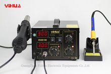 YIHUA 852D+SE Standard Rework Station Soldering iron Hot Air ...