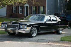 1973 Cadillac Fleetwood Brougham | Flickr - Photo Sharing!