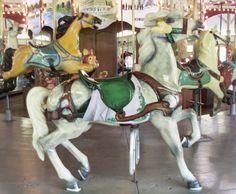 The Conneaut Lake Park Carousel