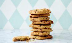 Sweet'n salt caramel cookies Resepti   Dr. Oetker