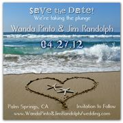 Save the Date Wedding Magnets Beach - Starfish In A Heart. The waves are pounding at your heart on these Save the Date Magnets while your wedding date and names float in the clear blue sky. View all Beach Save The Date Magnets at MAGNETQUEEN.  http://www.magnetqueen.com/wedding_nnb_heart_w_starfish_order.htm