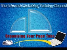 The Internet Marketing Training Channel - Organizing WordPress Page Tabs