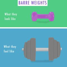 Truths every barre student knows.