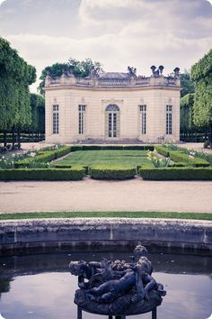 The French Pavilion at Petit Trianon, Versailles