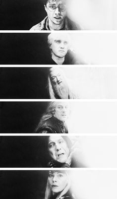 """""""Besides, the world isn't split into good people and Death Eaters. We've all got both light and dark inside us. What matters is the part we choose to act on. That's who we really are."""""""