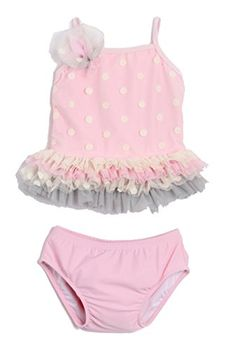 Beanie Swim Hat Cap PLAYSHOES Toddler Baby UV Sun Protection Shark Polka Dot