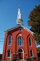Zion's Reformed Church, Millersville, Lancaster County, Pennsylvania