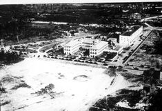 Aerial view of the Venice Hotel - Venice, Florida