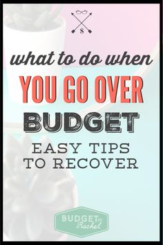 Did you overspend? These easy tips will help you recover. Use this free printable to get your budget back on track. Money Saving Challenge, Money Saving Tips, Money Tips, Budgeting Finances, Budgeting Tips, Cash Envelope System, Thing 1, Budgeting Worksheets, Ways To Save Money