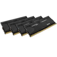 KaBuM! - Memória Kingston HyperX Predator 32GB (4x8GB) 3000Mhz DDR4 CL15 HX430C15PBK4/32 R$ 2.750