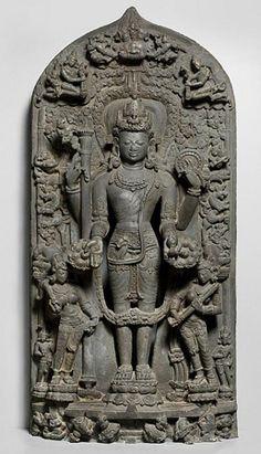 Hindu deity Vishnu | Hindu art and culture, an introduction | Khan Academy