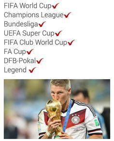 Happy birthday, Bastian Schweinsteiger.