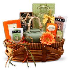 Tazo Zen Tea Gift Basket