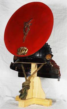 Samurai Helmet, Samurai Armor, Arm Armor, Japanese Blades, Japanese Sword, Fantasy Armor, Medieval Fantasy, Cherry Blossom Japan, Japanese Warrior