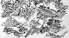 Peintre et écrivain belge de langue française, membre du groupe surréaliste belge, cofondateur du mouvement COBRA ( 1948-1951), il fut l'un de ses principaux théoriciens et le rédacteur en chef de la revue. Marqué par un voyage en Laponie (1956), il se lança dans une recherche à la fois graphique et poétique, ou le Logogramme,  - See more at: http://expertisez.com/echos-art/christian-dotremont-langage-abstraction#sthash.73bUH6Ti.dpuf