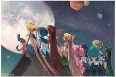 Sailor Moon by KRMayer.deviantart.com on @DeviantArt