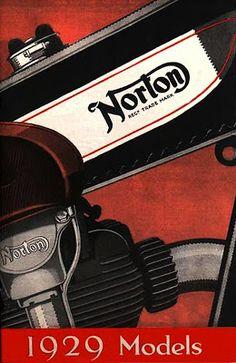 Vintage Norton ad