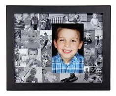 Photo Covered Mat Frame from @Crafts Direct