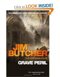 Grave Peril: The Dresden Files Book Three: Amazon.co.uk: Jim Butcher: Books