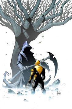 Daily @deviantART Picks for 07/31/2014 #Wolverine #XMen #Marvel | Images Unplugged