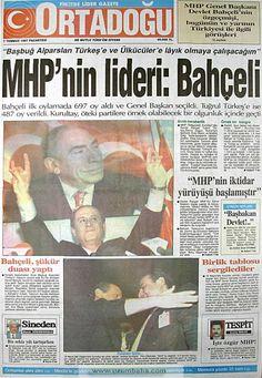 Ortadoğu gazetesi 7 temmuz 1997