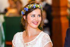 Hochzeitsfrisur Traumhochzeit  Styling Flowers