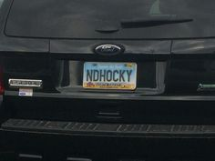 North Dakota hockey fan or player?