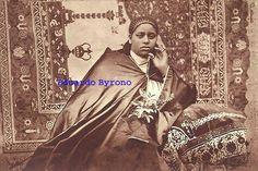 Princess Mehuba Feeme of Arsi during Menilik