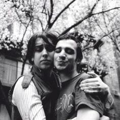 fab moretti and julian casablanca :o