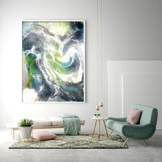 This is a canvas print , taken from my original resin art. The product comes shipped in a solid tube, without stretching, without frame. Prints are available in different sizes, send me a message for custom size.