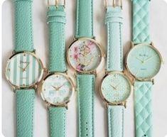 mint and watch image - Kates mint/blush paridise - Mint Green Aesthetic, Aesthetic Colors, Verde Aqua, Color Menta, Use E Abuse, Mint Gold, Mint Coral, Pastel Mint, Green Wallpaper