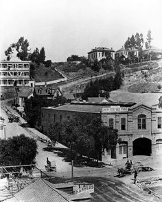 Amazing vintage photography from Los Angeles in 1860-1886. Enjoy ;)        More photos here