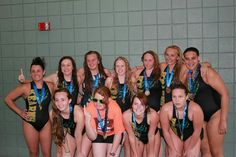 1st Place for Varsity Girls for Kearns WaterPolo at the 2014 Utah Summer Games down in Cedar City, Utah