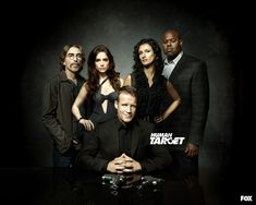 Human Target. I miss this show...
