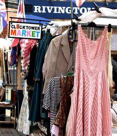 Greenwich market, London