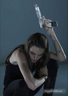 disparo de Promoción de Angelina Jolie - Se busca