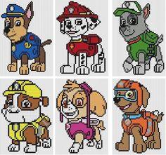 Counted Cross Stitch Kits - Paw Patrol in Crafts, Needlecrafts & Yarn, Embroidery & Cross Stitch | eBay!