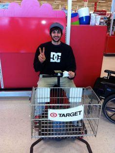 ricky rubio . everyone loves Target
