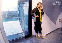 Jersey & Lace von Doris Megger