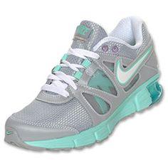 cute nike shoes(: