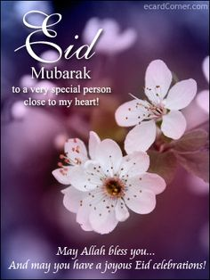 Happy eid to all who celebrate it!