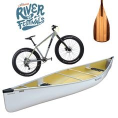 Win a Trip, Canoe, Paddle, and Fatbike!