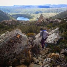 Another perfect day for exploring the wild parts of Tasmania. Exploring Mt Field NP with Sarah from IG: https://instagram.com/p/BD_1MuTnFeU/