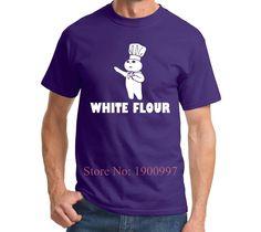 White Flour Funny T Shirt White Power Spoof Political Humor Rude Gift Tee Shirt #Affiliate
